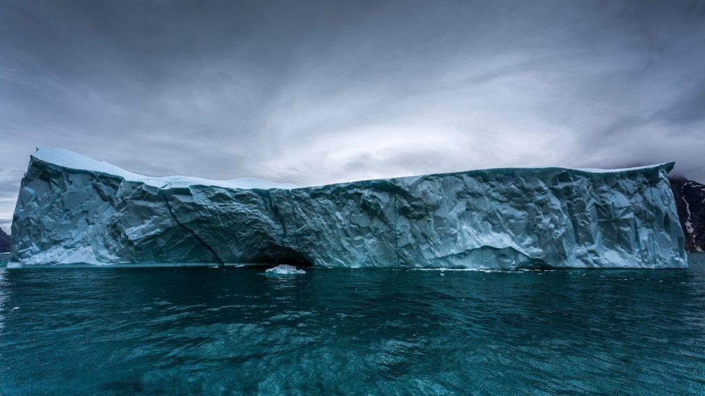 Monumental Ice
