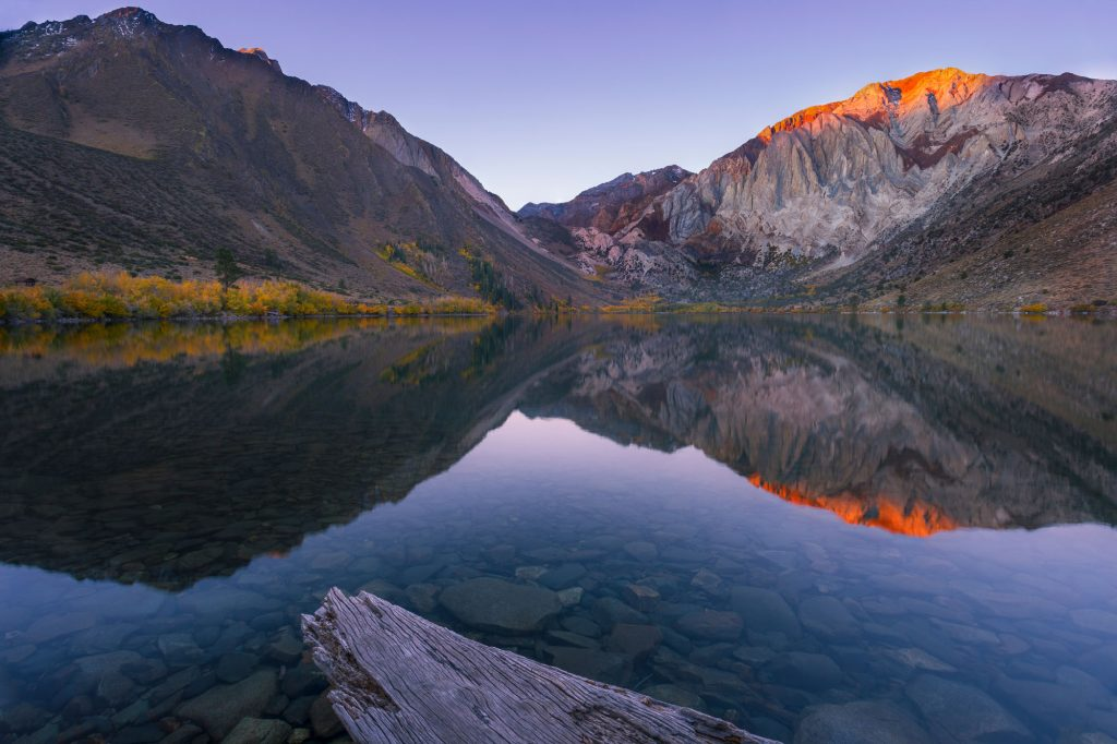 Convict Lake Twist