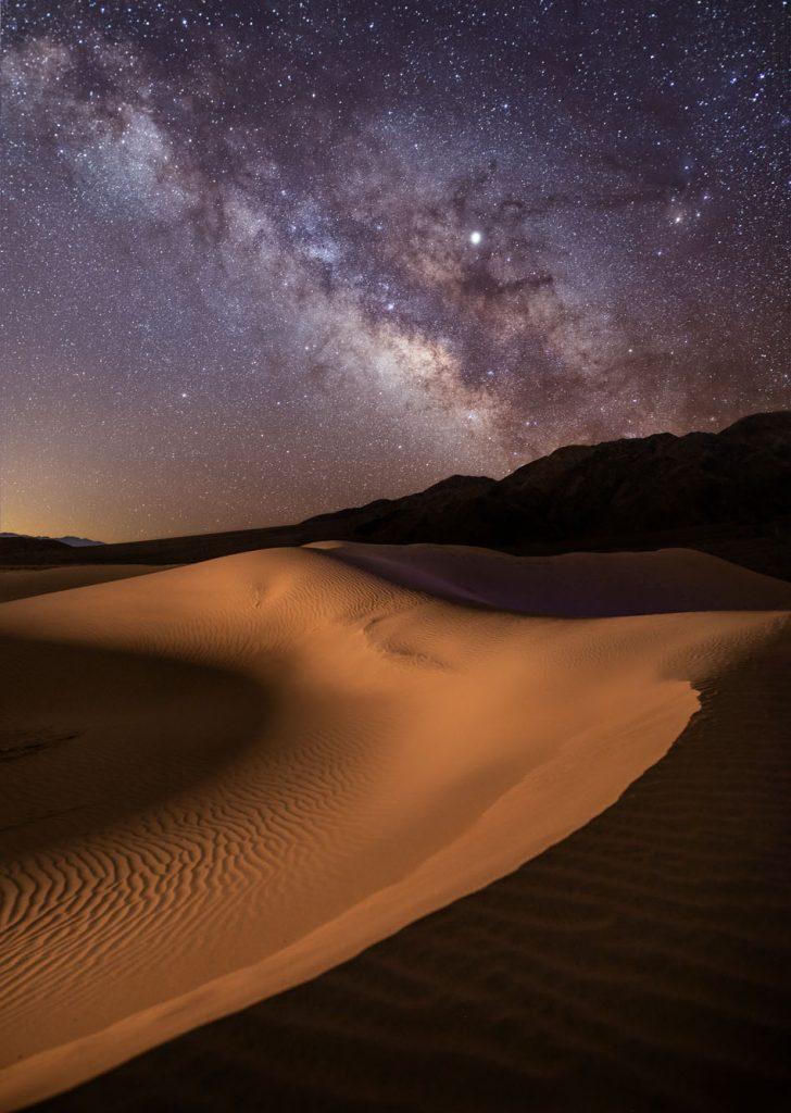 Starry Dunes